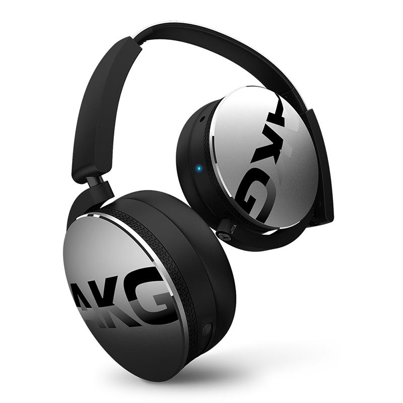 Наушники AKG Y50BT silver наушники беспроводные akg y50bt черные с микрофоном y45btblk