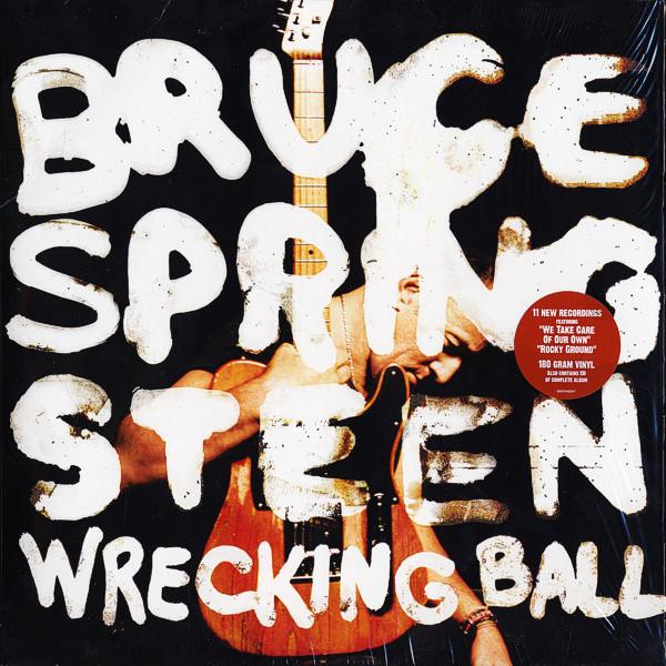 Виниловые пластинки Bruce Springsteen WRECKING BALL (2LP+CD) bruce tulgan work this way