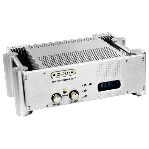 Интегральные стереоусилители Chord Electronics CPM 3350 silver