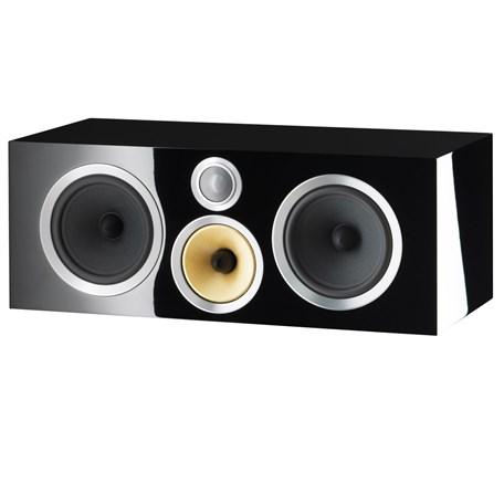 Акустика центрального канала B&W CM Centre 2 S2 gloss black акустика центрального канала vienna acoustics theatro piano black