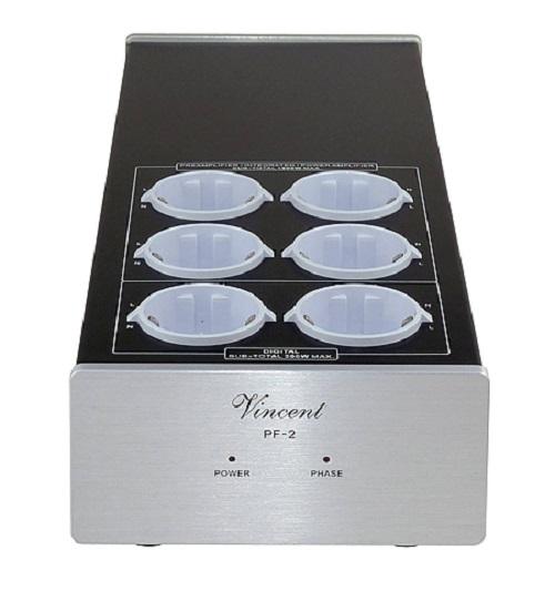 Сетевые фильтры Vincent PF-2 silver