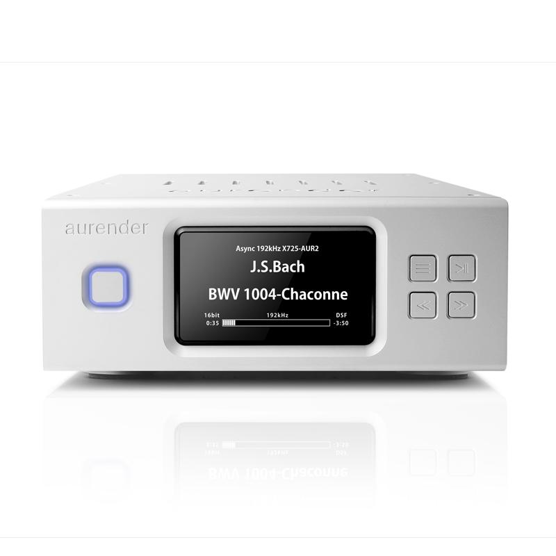 Сетевые аудио проигрыватели Aurender X100L 6TB