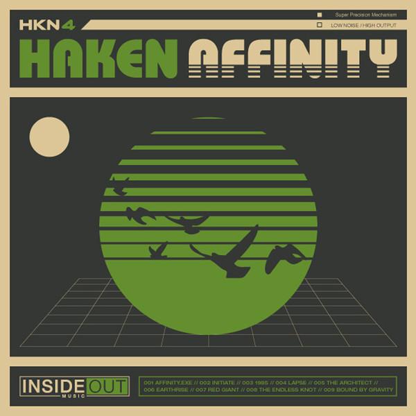 Виниловые пластинки Haken AFFINITY (2LP+CD/180 Gram/Gatefold) виниловые пластинки death cab for cutie kintsugi 2lp cd 180 gram