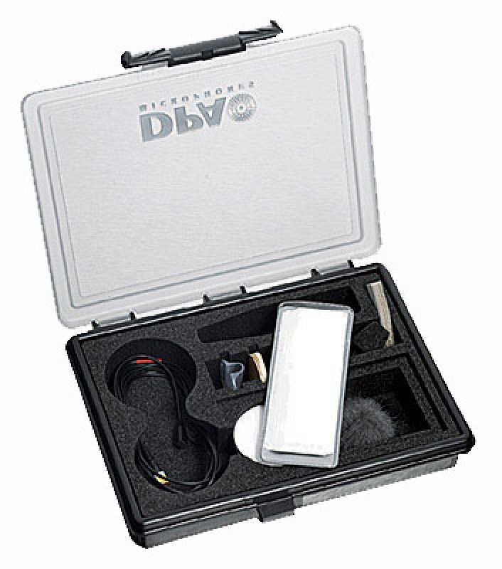 Аксессуары для микрофонов, радио и конференц-систем DPA