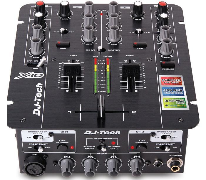 DJ-микшеры DJ-Tech, арт: 127107 - DJ-микшеры