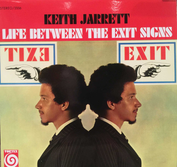 Виниловые пластинки Keith Jarrett LIFE BETWEEN THE EXIT SIGNS (180 Gram)  keith giffen threshold vol 1 the hunted the new 52