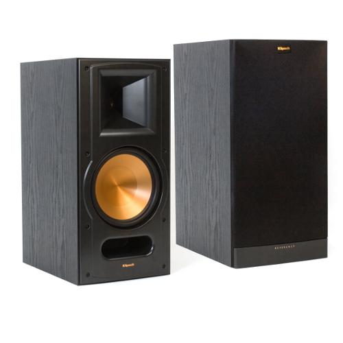 klipsch rb 81 ii black 40990. Black Bedroom Furniture Sets. Home Design Ideas