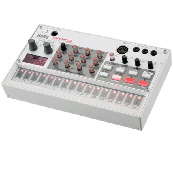 Грувбоксы и компактные синтезаторы KORG Volca sample korg volca keys