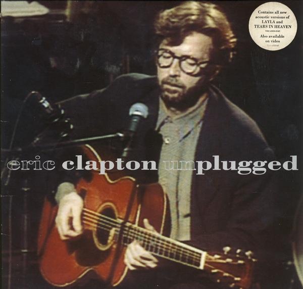 Виниловые пластинки Eric Clapton