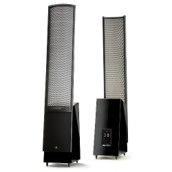 Напольная акустика Martin Logan Electromotion ESL gloss black elplp13 v13h010l13 compatible bare lamp for epson powerlite 50c 70c emp 50 emp 70 projector