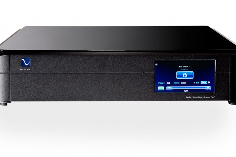 ЦАП (audio dac) PS Audio DirectStream DAC with bridge black