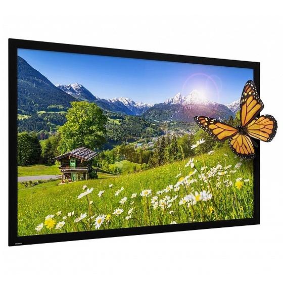 "Экраны для проекторов Projecta HomeScreen Deluxe 128x216см (90"") HD Progressive 1.1 Perforated 16:9 (10690480)"