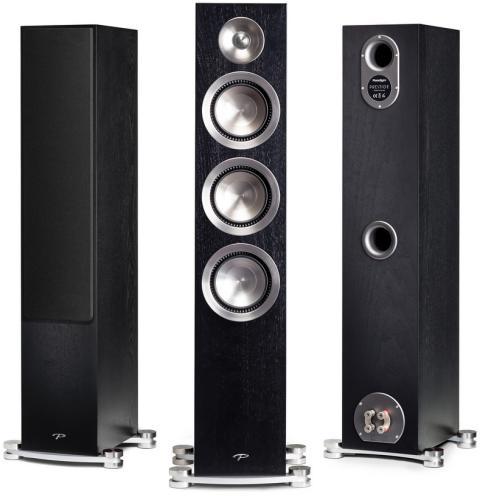 Напольная акустика Paradigm Prestige 75F black walnut акустика центрального канала paradigm studio cc 490 v 5 piano black