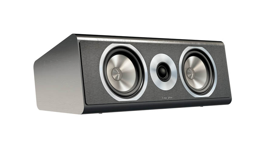 Акустика центрального канала Sonus Faber Principia Center (black) акустика центрального канала sonus faber olympica center piano black