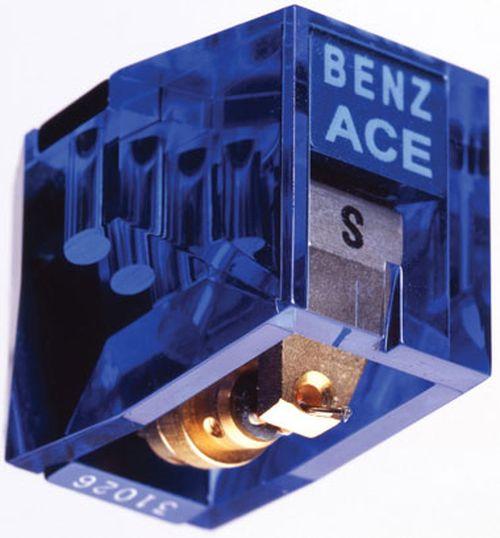 Головки звукоснимателя Benz-Micro ACE SH
