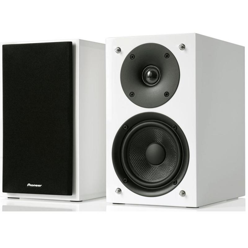 Полочная акустика Pioneer S-P01-LR-W