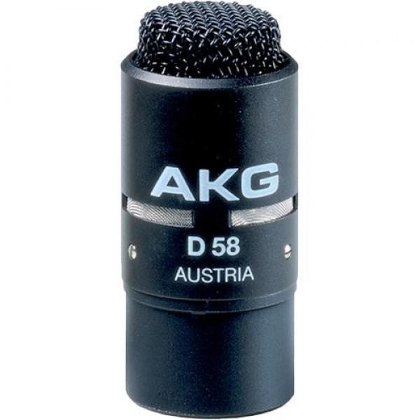 Микрофоны AKG D58E микрофоны akg drumset premium
