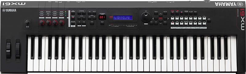 Синтезаторы и Пианино Yamaha MX61