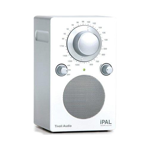 Радиоприемники Tivoli Audio iPAL White/Silver (PALIPAL)