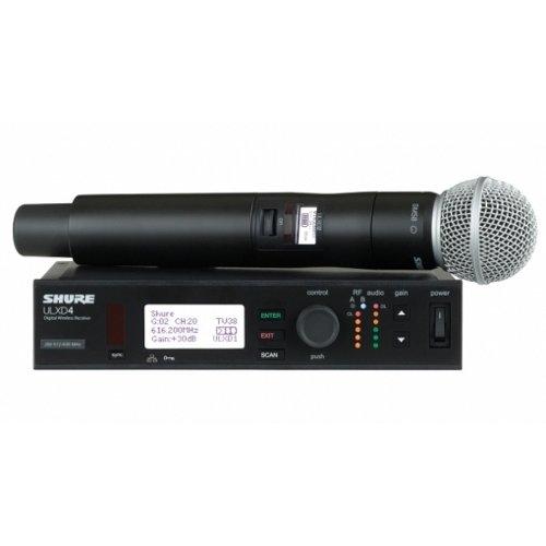 ULXD24E/SM58 K51 606 - 670 MHz