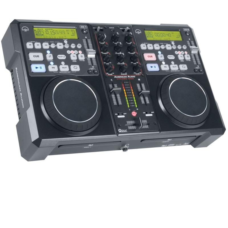 DJ-проигрыватели American Dj, арт: 163448 - DJ-проигрыватели