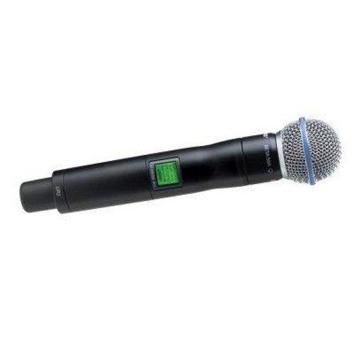 Микрофоны Shure UR2/BETA58 J5E 578 - 638 MHz beta 54