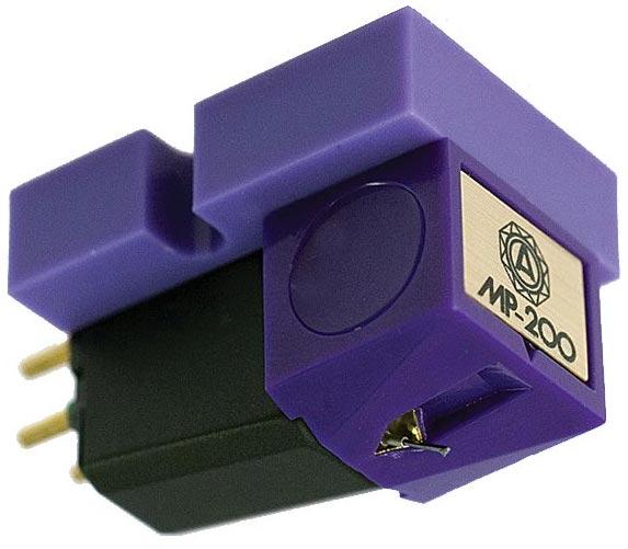 Головки звукоснимателя Nagaoka MP-200