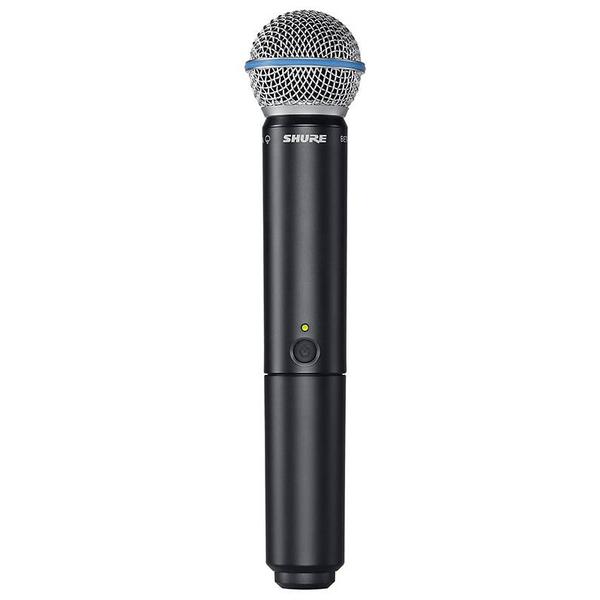 Микрофоны Shure BLX2/B58 M17 662-686 MHz