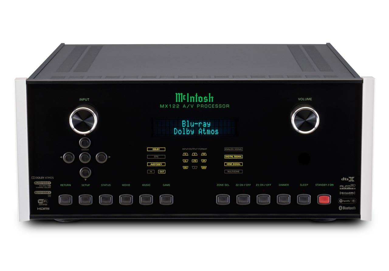 AV процессоры (Предусилитель многоканальный) McIntosh, арт: 141447 - AV процессоры (Предусилитель многоканальный)