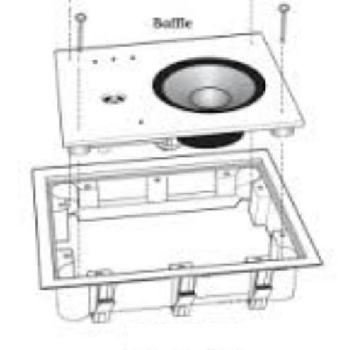 Аксессуары для акустики Revel IW65 (монтажная рама) пена монтажная bostik pro standard 65 750мл