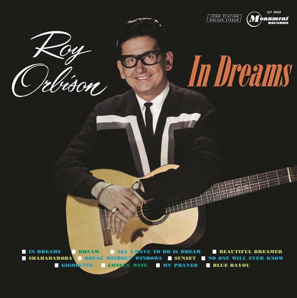 Виниловые пластинки Roy Orbison IN DREAMS (180 Gram) виниловые пластинки coldplay a head full of dreams 180 gram