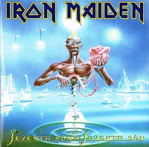 Виниловые пластинки Iron Maiden SEVENTH SON OF A SEVENTH SON (180 Gram) виниловые пластинки coldplay a head full of dreams 180 gram