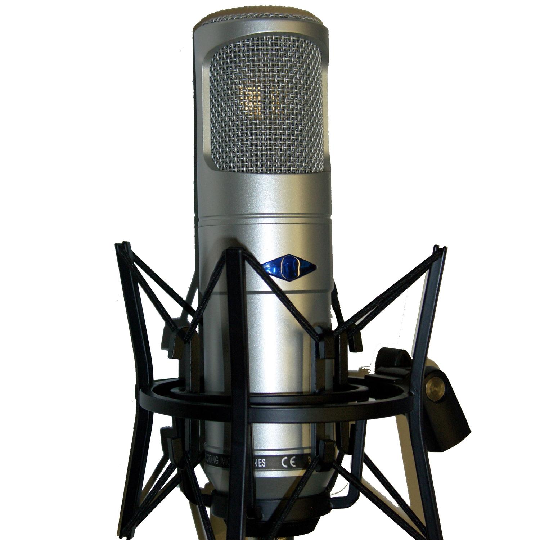 CM400LМикрофоны<br>Профессиональный ламповый студийный конденсаторный микрофон с кардиоидной диаграммой направленности. Сочетание капсюля с большой позолоченной диафрагмой и изысканной электроники на основе ламповой схемотехники обеспечивает естественную, теплую передачу с тончайшей проработкой нюансов в НЧ области. Комплектуется блоком питания, соединительным кабелем, держателем с эластичным подвесом «паук» и поролоновой ветрозащитой. Поставляется в ударозащищающем кейсе, материал - пластик ABSТип: Профессиональный...<br>