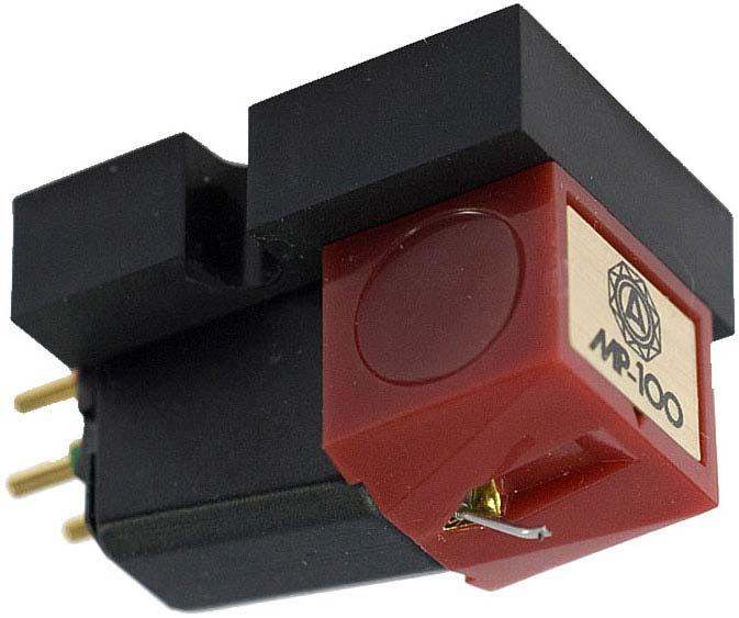 Головки звукоснимателя Nagaoka MP-100 головки звукоснимателя nagaoka mp 150h