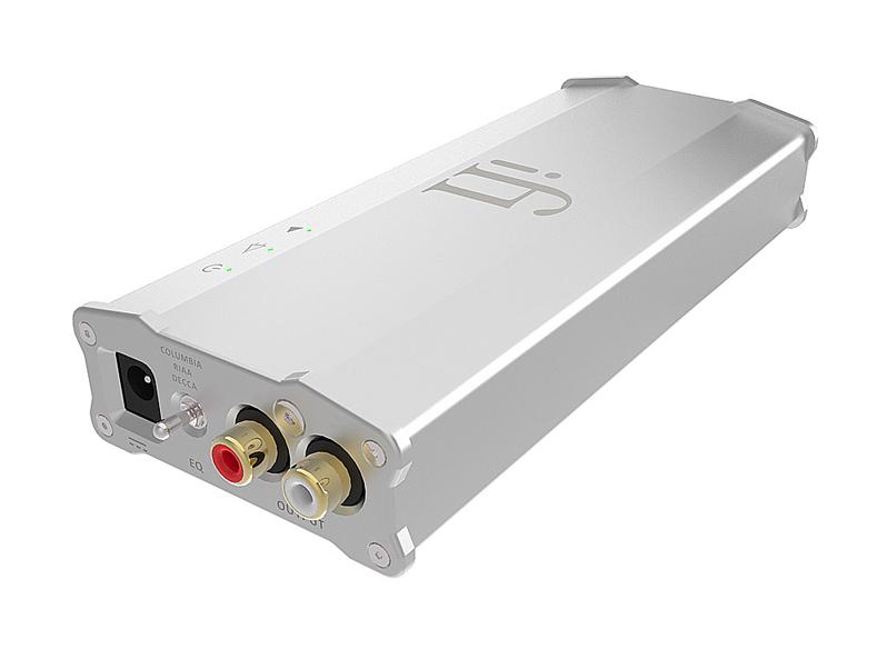 Фонокорректоры iFi Audio Micro iPhono