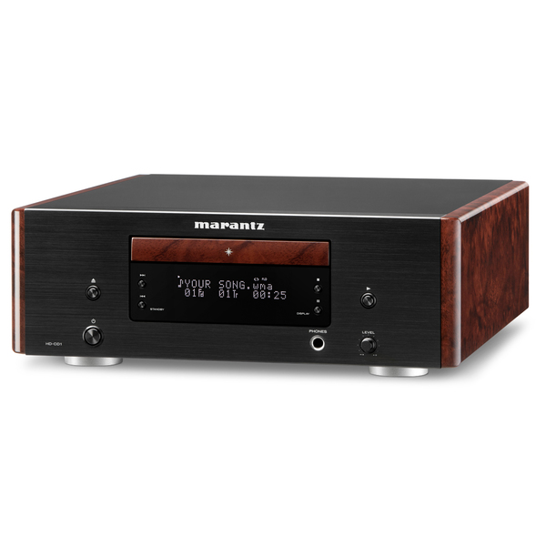 Marantz HD-CD1 black