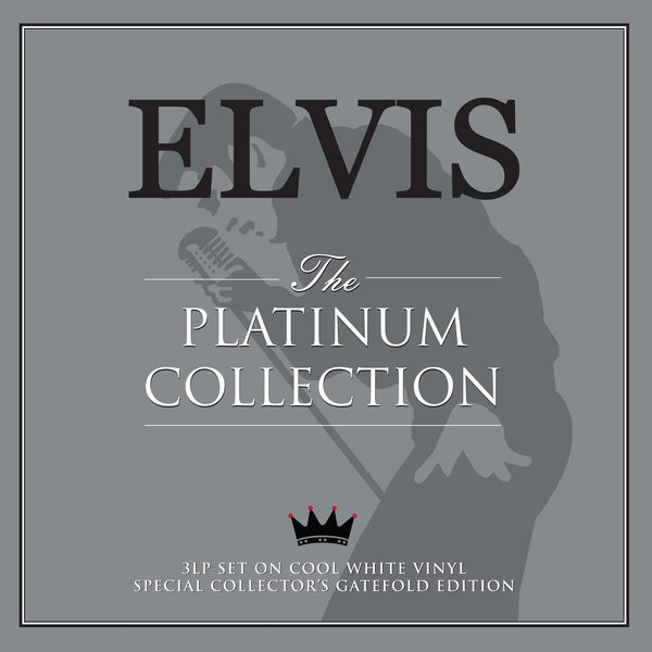 Виниловые пластинки Elvis Presley