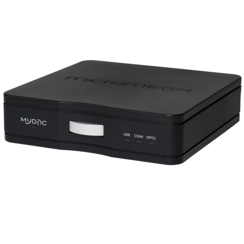 ЦАП (audio dac) Micromega MyDac black