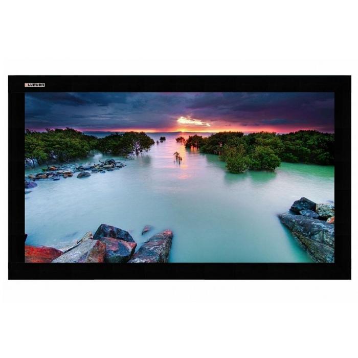 Lumien Cinema Home 116x205 см (раб. область 114х203 см) (92) Matte White LCH-100202