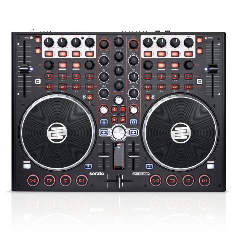 DJ-контроллеры Reloop, арт: 156527 - DJ-контроллеры