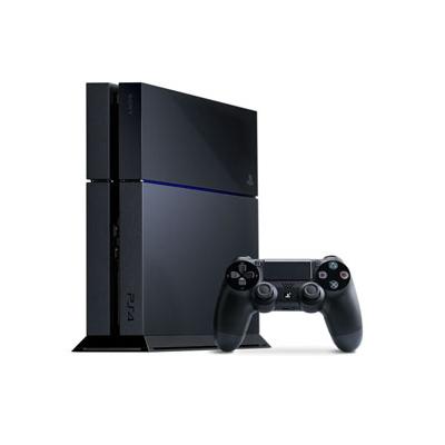 Игровые приставки Sony PlayStation 4 CUH-1008A 1 Tb, черный