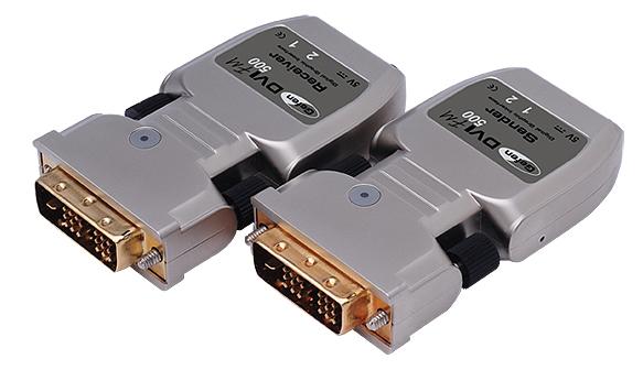 Мультирум контроллеры и усилители Gefen EXT-DVI-FM500