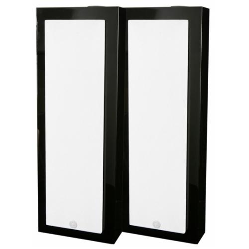 Настенная акустика DLS Flatbox Slim Large piano black акустика центрального канала paradigm studio cc 490 v 5 piano black