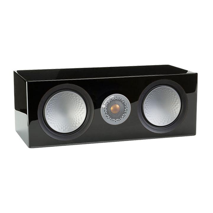 Акустика центрального канала Monitor Audio Silver C150 high gloss black акустика центрального канала vandersteen vcc 2 cherry