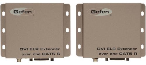 Мультирум контроллеры и усилители Gefen EXT-DVI-1CAT5-ELR