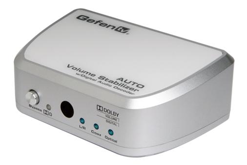 Прочие устройства Gefen GTV-VOLCONT-D