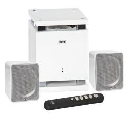 Комплекты акустики ELAC Micromagic 2.1 high gloss white