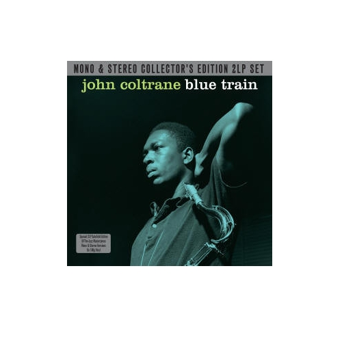 Виниловые пластинки John Coltrane