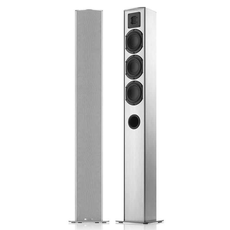 Напольная акустика Piega TMicro 60 AMT silver aluminum