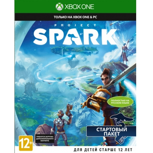 Microsoft Игра для Xbox One Project Spark (6+)